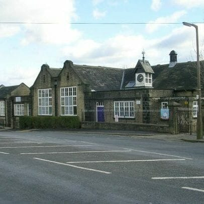 picture of a school in calderdale